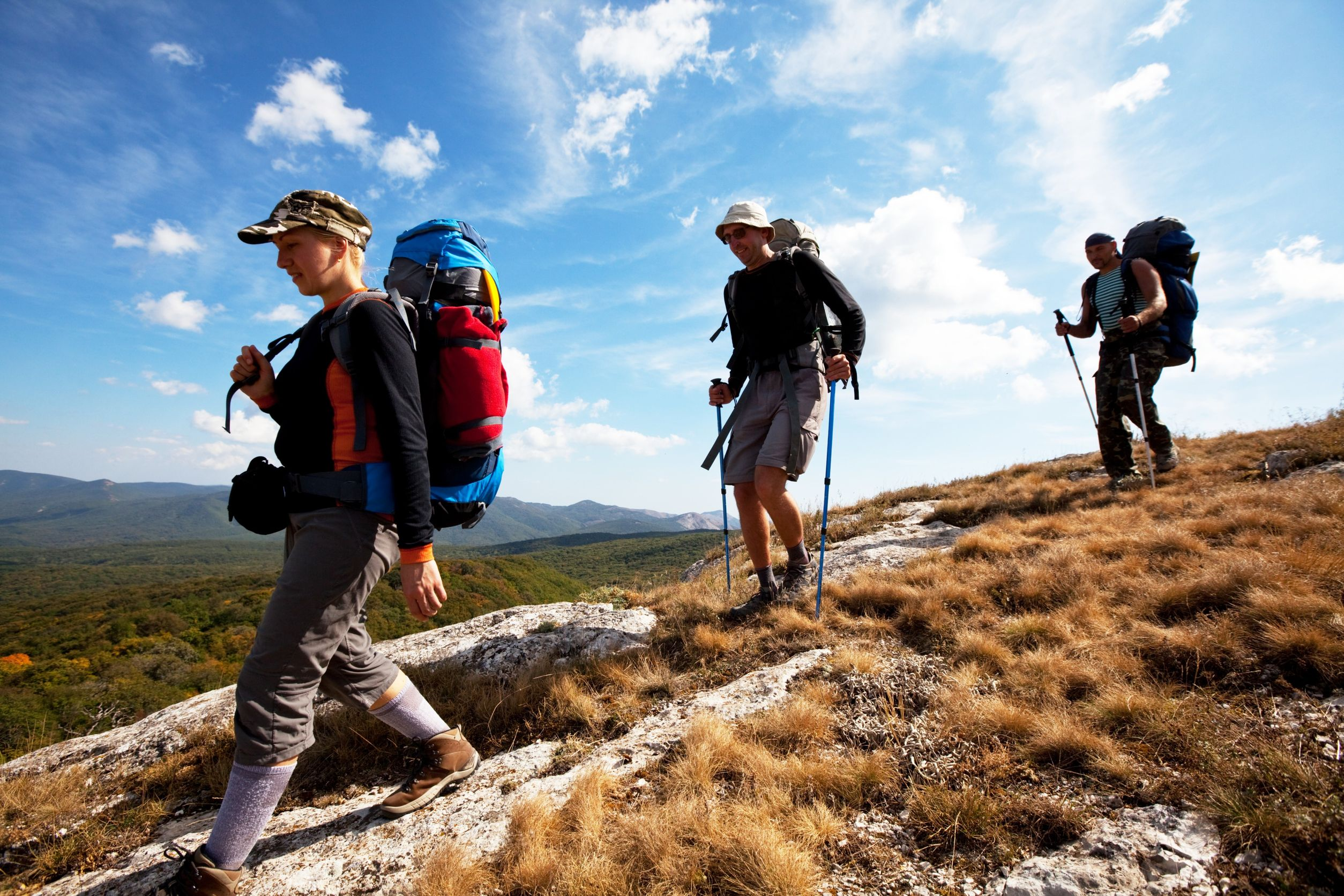Hiking Tips – Safety, Equipment and Hiking Gear